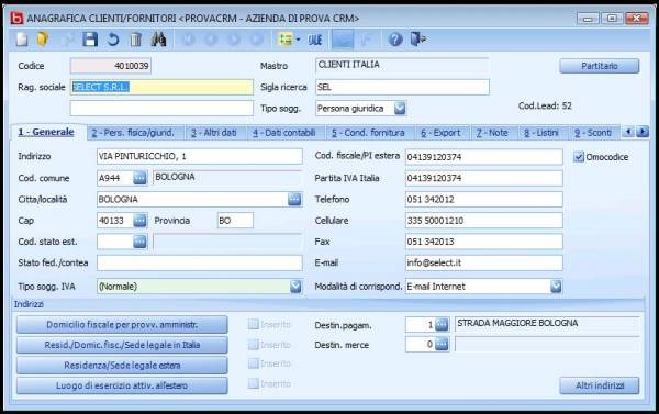 software gestionale aziendale NTS Business - sisoft srl