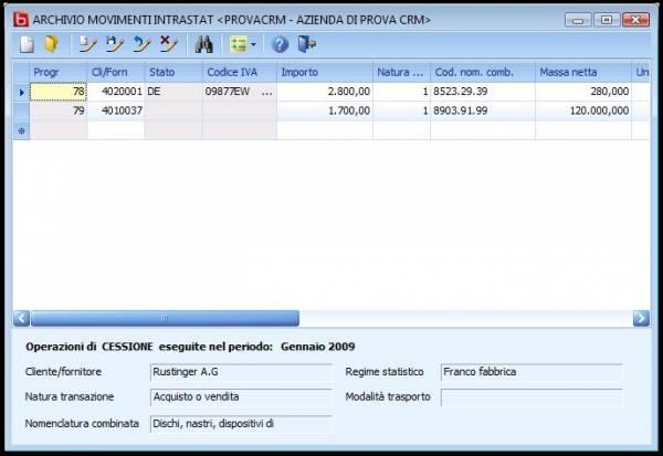 software gestionale aziendale NTS Business - sisoft srl