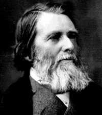 John Ruskin (Londra, 8 febbraio 1819 - Brantwood, 20 gennaio 1900) è stato uno scrittore, pittore, poeta e critico d´arte britannico. La sua interpretazione dell´arte e dell´architettura influenzarono fortemente l´estetica vittoriana ed edoardiana.