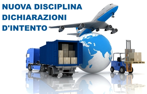 Nuova disciplina DICHIARAZIONI D´INTENTO - NTS Business NET