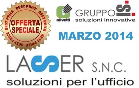Offerta speciale Laser snc GruppoSI marzo 2014