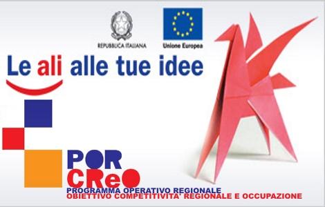 Programma Operativo Regionale - obiettivo Competitività REgionale e Occupazione