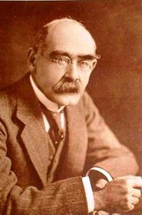 Joseph Rudyard Kipling (Bombay, 30 dicembre 1865 - Londra, 18 gennaio 1936) è stato uno scrittore e poeta britannico, nato in India. La sua opera più nota è il racconto per ragazzi Il libro della giungla (The Jungle Book) (1894). Famoso è anche il racconto di spionaggio ambientato in India Kim (1901), il romanzo Capitani coraggiosi (1897), oltre alle poesie Gunga Din (1892), Se (If) (1895) e Il fardello dell´uomo bianco (The White Man´s Burden) (1899).