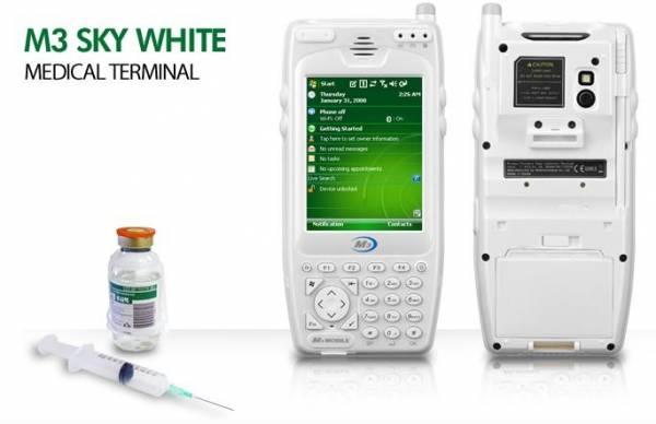 Terminale portatile tentata vendita raccolta ordini M3 Sky antibacterical