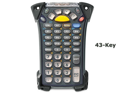 Terminale portatile tentata vendita raccolta ordini Motorola Keypad 43key