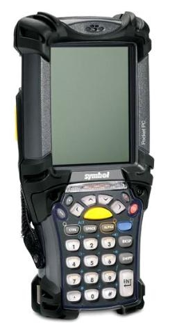 Terminale portatile tentata vendita raccolta ordini Motorola Mc9090 S