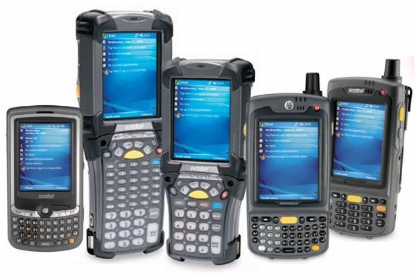 Terminale portatile tentata vendita raccolta ordini Motorola MC Family